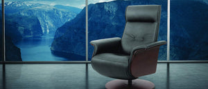 Fjords Modern Hans Recliner - sofacreations