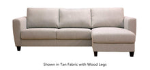 Luonto Flex Full Size Loveseat Chaise Sleeper