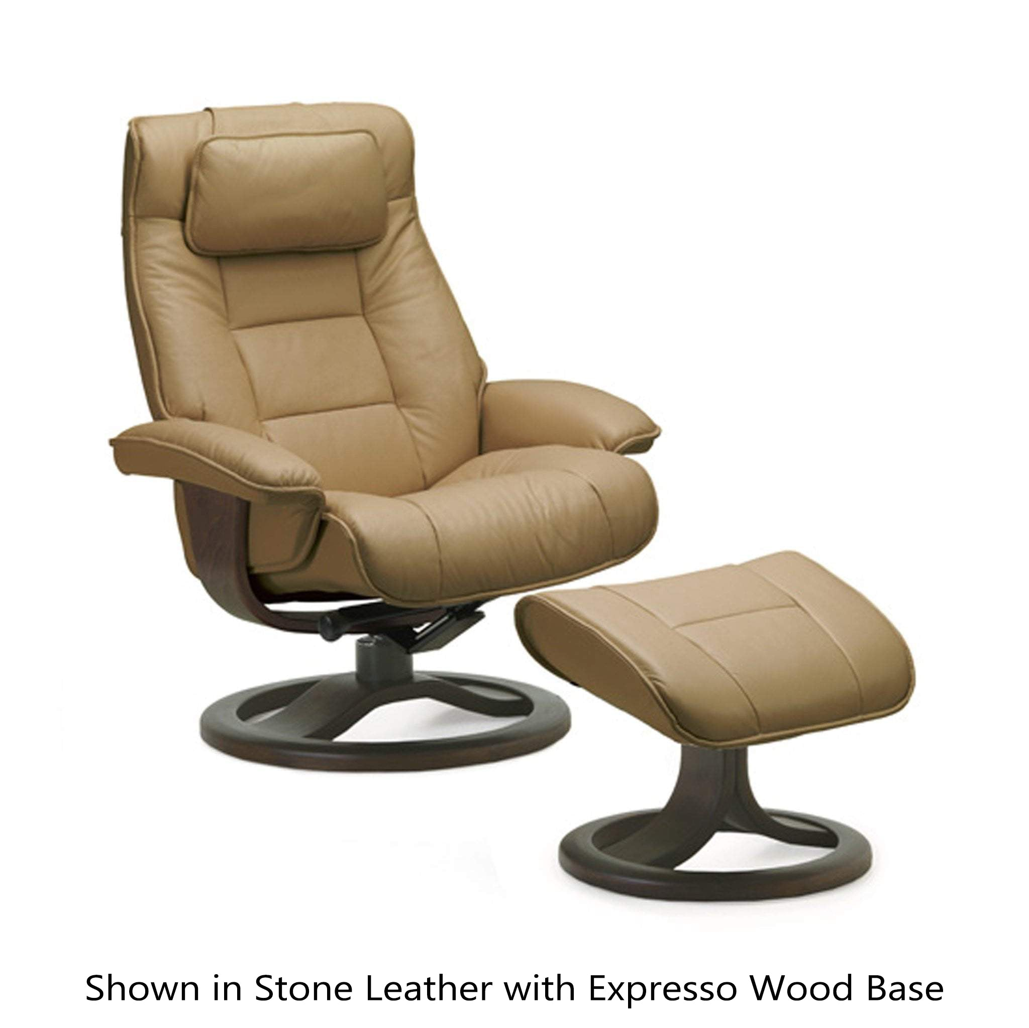 Fjords Classic Mustang R Recliner