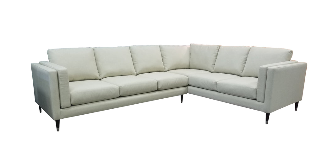 Sage L-Shaped Sectional