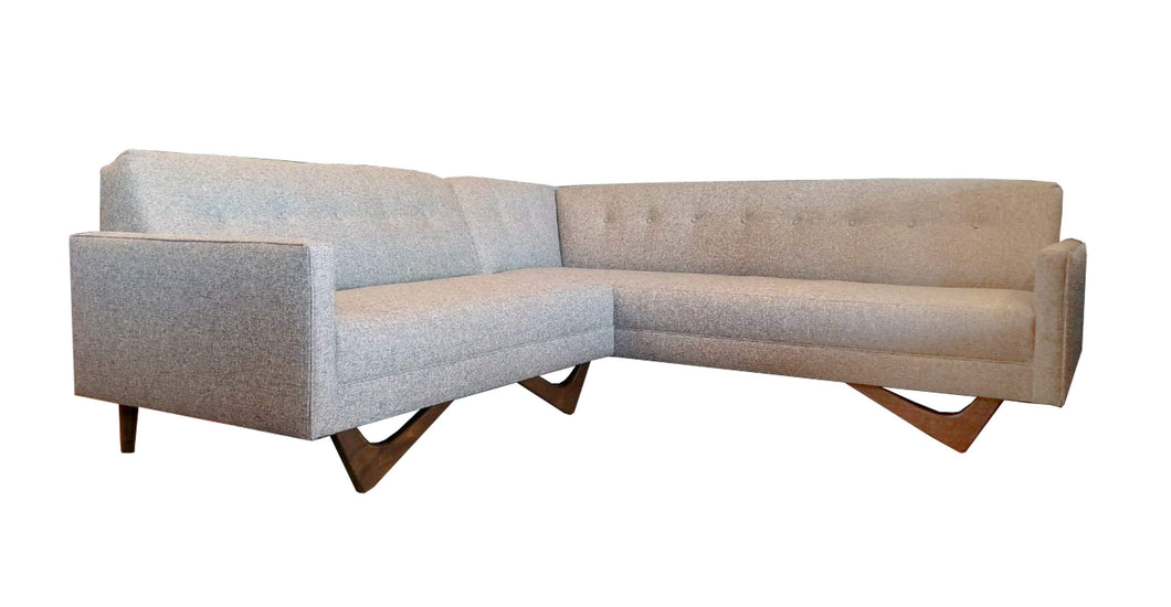 Brooklyn L Shape Sectional - sofacreations