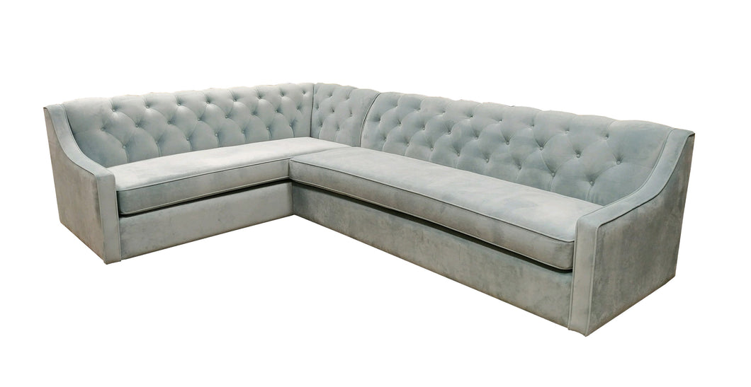 Victoria L-Shaped Sectional - sofacreations