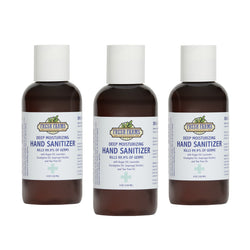 3 Pack Deep Moisturizing Hand Sanitizer