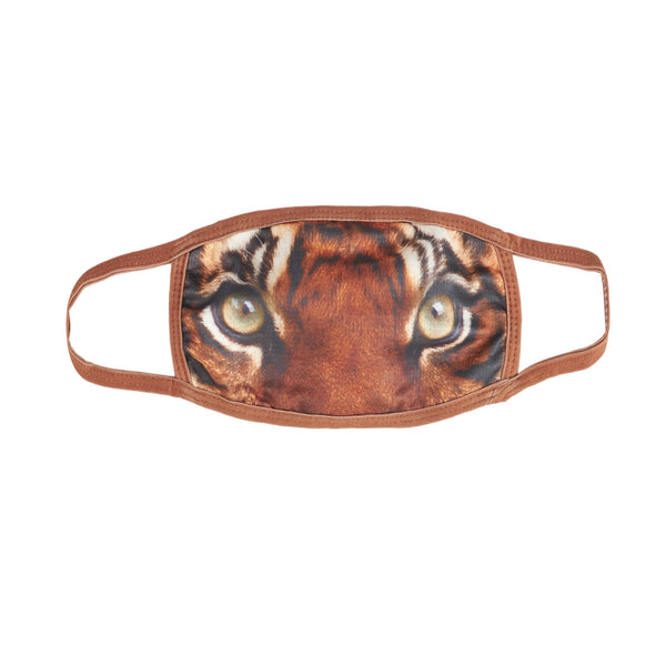 3 Pack Tiger Eyes Face Masks