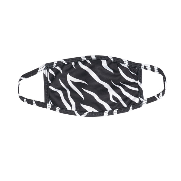 3 Pack Zebra Face Mask