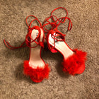 Chic - Size 6 - Red
