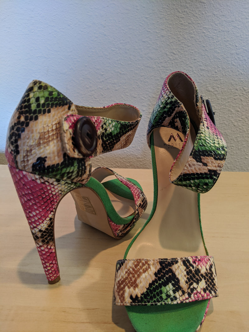 Madison - Size 8 - Multi Color