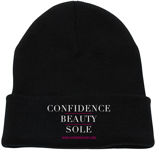 Confidence, Beauty, Sole - Beanies