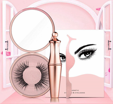 Load image into Gallery viewer, Premium Magnetic Eyelash Set - May The Lash Be With You
