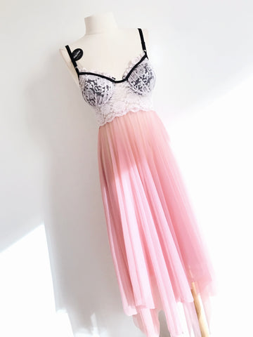 Cindy Pink Nightgown