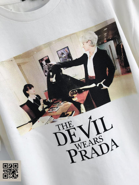 The Sevil Wears Prada - Zara - Kısa Kollu Sweat