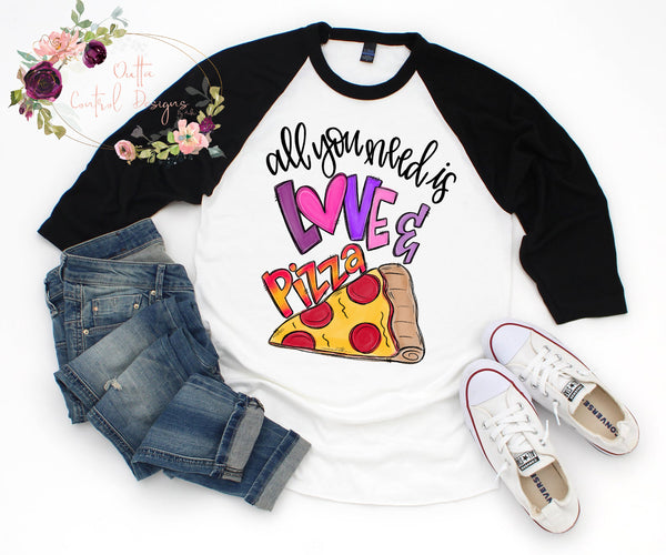 All You Need Is Love and Pizza Girl