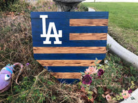 Home Plate wood sign