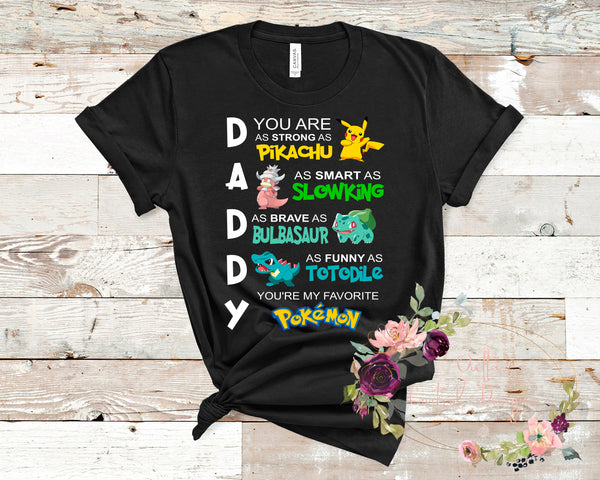 Pokemon Daddy