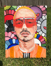 Load image into Gallery viewer, Larger J Balvin Print