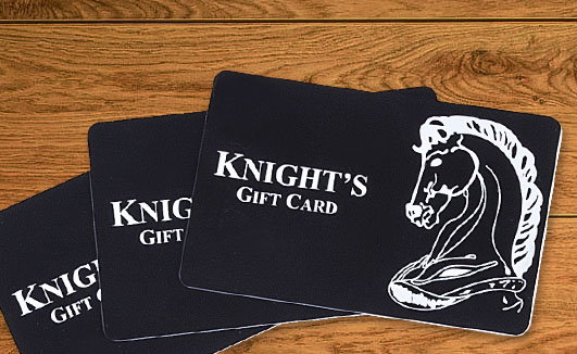 Knights Gift Cards