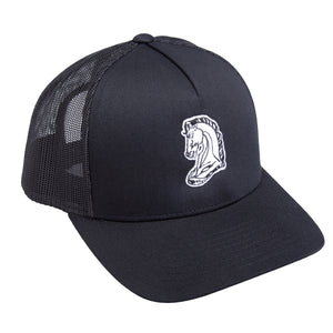 Knight's Embroidered Trucker Hat - Also Available in Navy