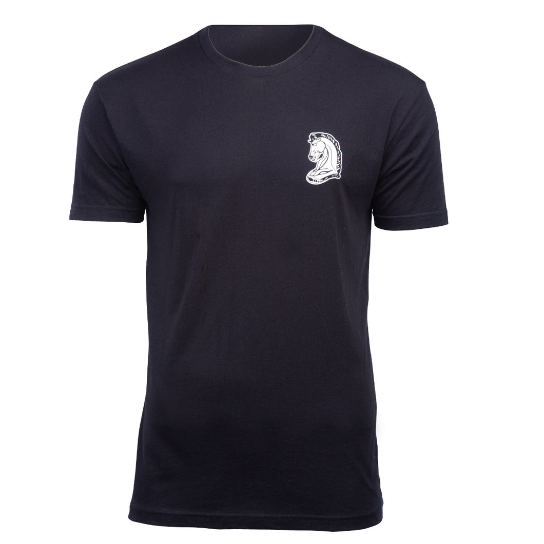 Knight's Fitted Short Sleeve Tee - Additional Colors Avail.