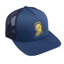 Load image into Gallery viewer, Knight's Embroidered Trucker Hat - Also Available in Navy