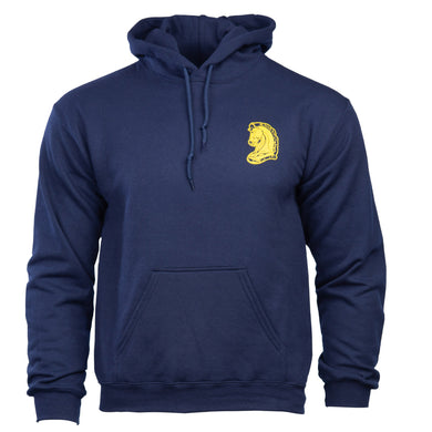 Knight's Heavy Blend Hooded Sweatshirt - Additional Colors Avail.