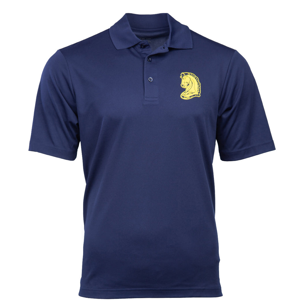 Knight's Men's Performance Piqué Polo - Additional Colors Avail.