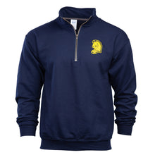 Load image into Gallery viewer, Knight's Vintage Quarter Zip  Sweatshirt - Additional Colors Avail.