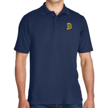 Load image into Gallery viewer, Knight's Men's Performance Embroidered Polo - Additional Colors Avail.