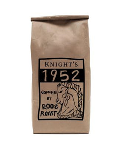"Knight's ""1952"" Roos Roast Coffee"
