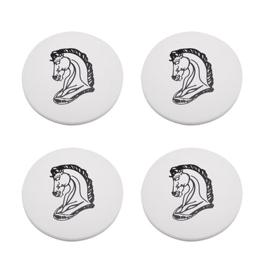 Knight's Coaster Set of 4