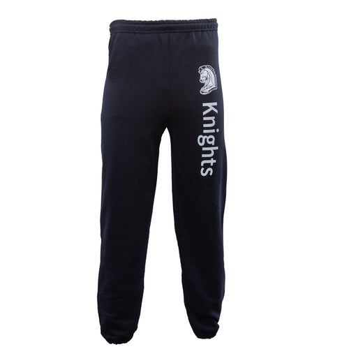 Knight's Elastic Bottom Sweatpants