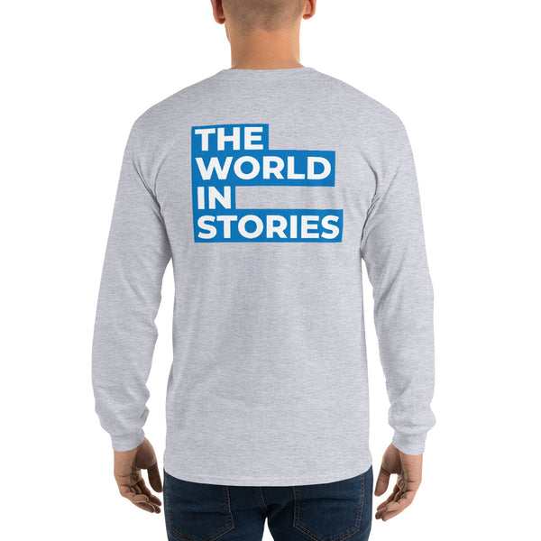 The World In Stories Long Sleeve Men