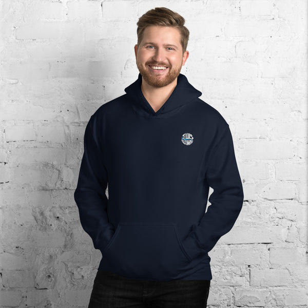 The World In Stories Hoodie Men