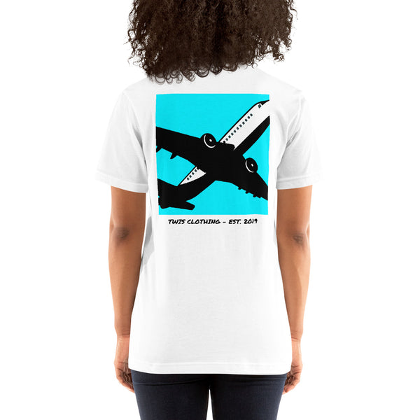 Airplane T-Shirt Women