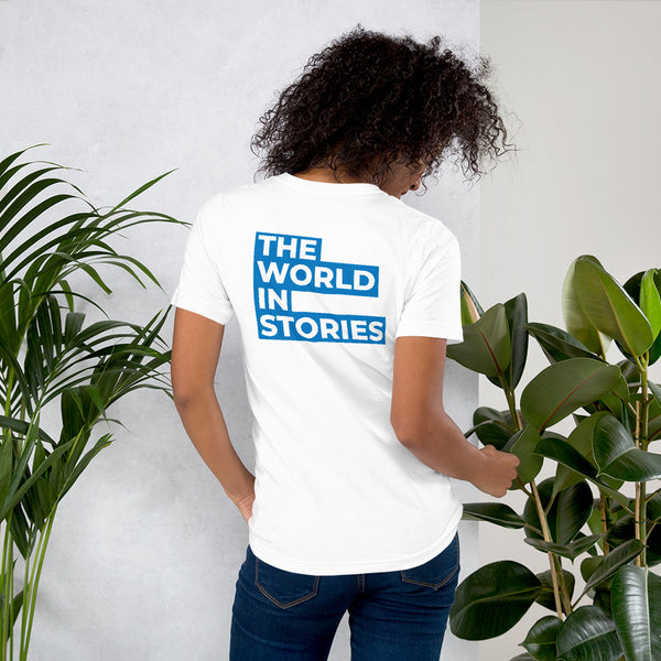 The World In Stories T-Shirt Women