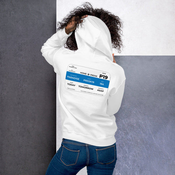 Ticket to Paradise Hoodie Women