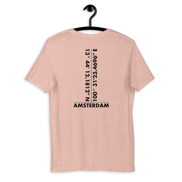 Amsterdam Happy Place T-Shirt Women