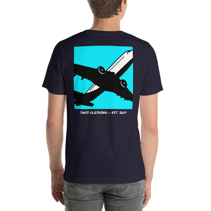 Airplane T-Shirt Men