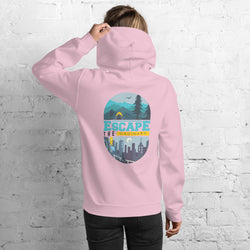 Escape The Ordinary Hoodie Women