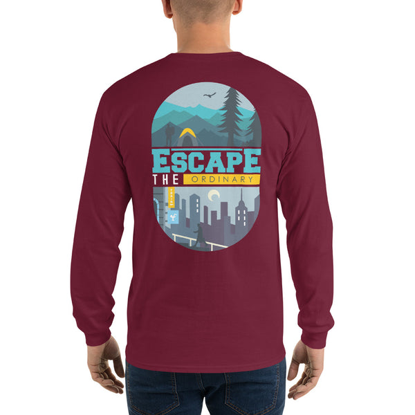 Escape The Ordinary Long Sleeve Men