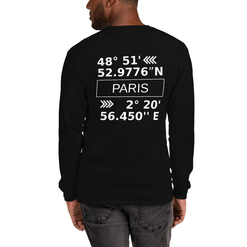 Paris Coördinates Long Sleeve Men