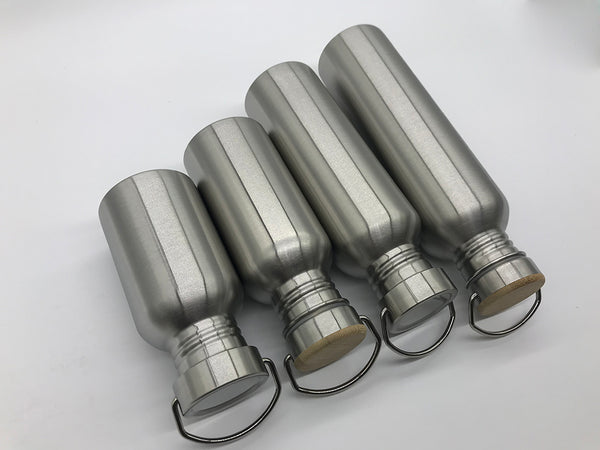 Portable Stainless Steel Bottle