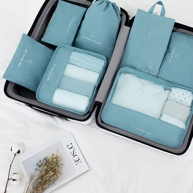 Luggage Organizer Bags 7pcs