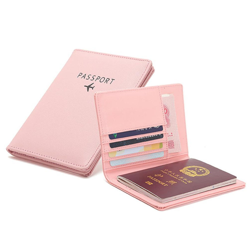 Passport Cover Airplane