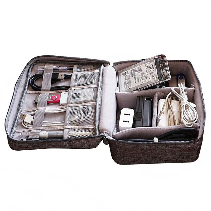 Electronics Travel Bag