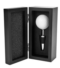 Load image into Gallery viewer, Golf Ball Bottle Stopper