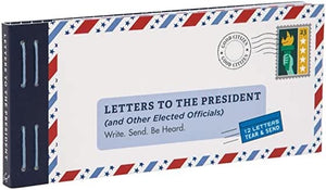 Letters to Our President (and Other Elected Officials)