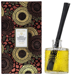 Voluspa Goji Tarocco Orange Reed Diffuser