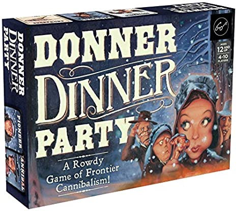 Donner Party Game
