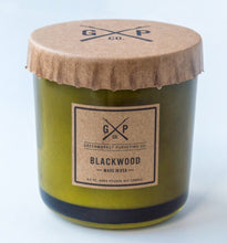 Load image into Gallery viewer, Greenmarket Purveying Blackwood Candle
