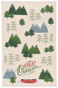The Great Outdoors Towel